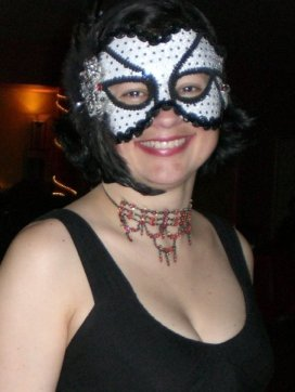 Lovely mask