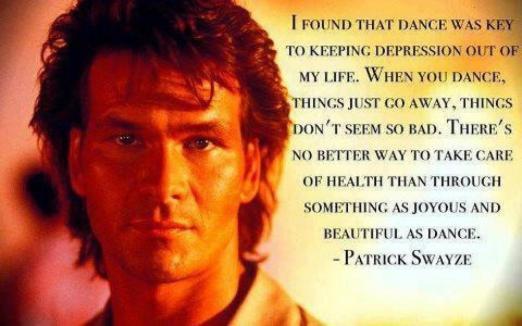 Patrick Swayze - Depression