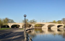 Bank St Bridge. My favourite bridge in Ottawa
