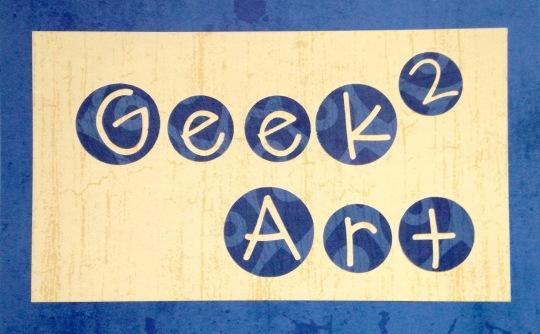 Geek² Art Logo