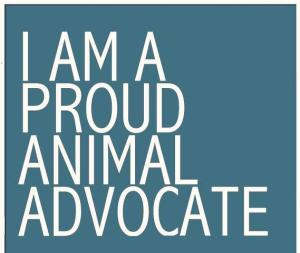 Proud animal advocate