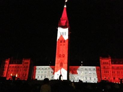 Mosaika - Canada Flag